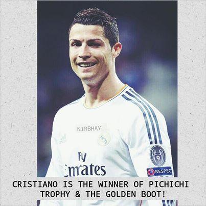 Cris Ronaldo bá quá