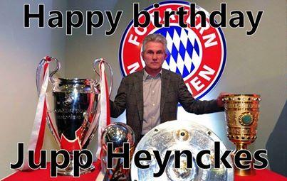 Chúc mừng sinh nhật Jupp Heyckes