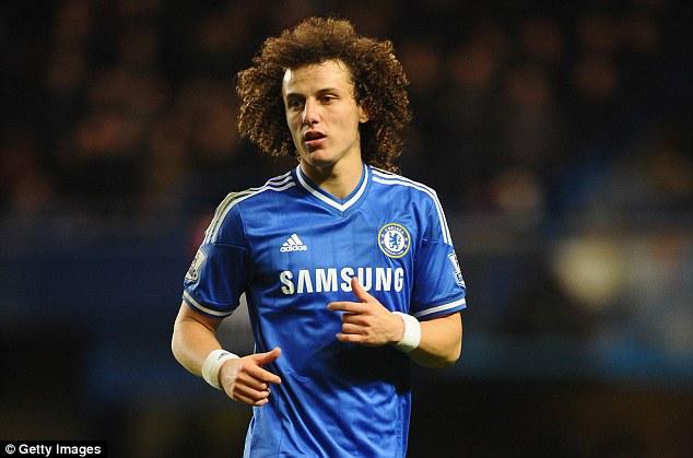 Nhiều CLB đang muốn có David Luiz của Chelsea