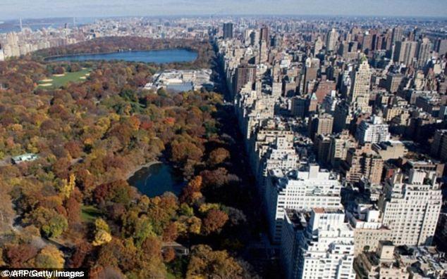 Dmitry đã mua 1 căn hộ áp mái tại Central Park West với giá 88 triệu USD