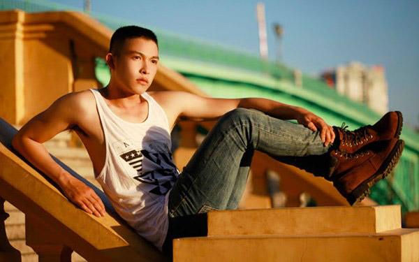 Những hot boy cảnh sát điển trai như mỹ nam Hàn Quốc