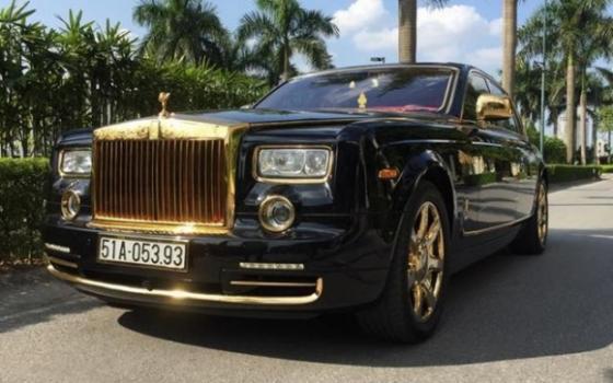 Đại gia bí ẩn sở hữu Iphone và Rolls Royce mạ vàng - Ảnh 8