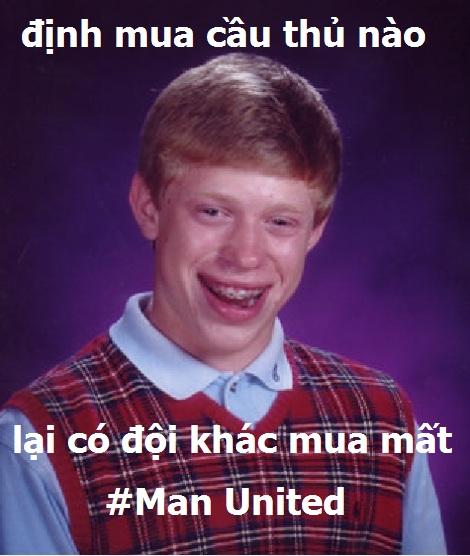Man United dạo gần đây khá nhọ