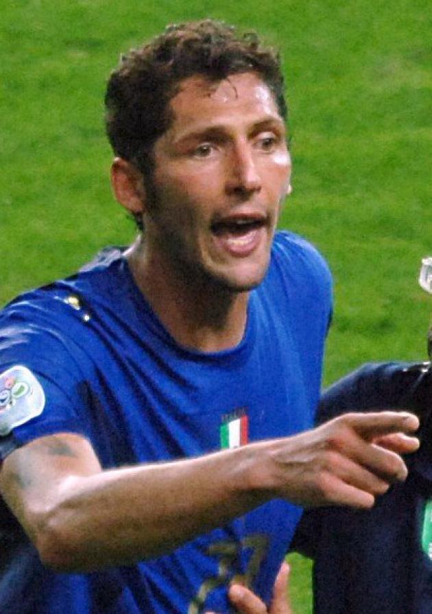 Materazzi luôn trâng tráo và làm đối thủ tức chết