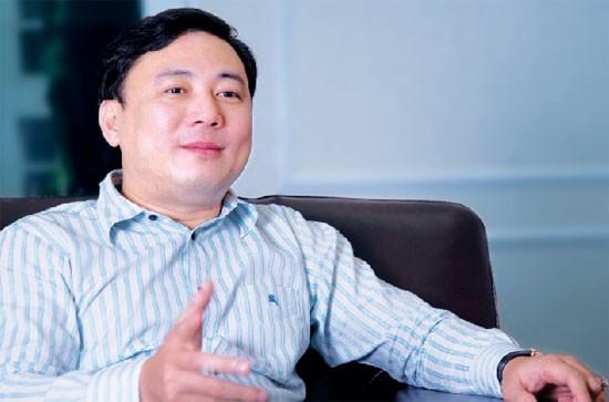 Ông Nguyễn Tuấn Hải, Chủ tịch Hội đồng quản trị kiêm Tổng giám đốc Alphanam.