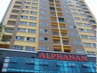 Alphanam đã lỗ 10 quý liên tiếp tính tới quý II/2014.