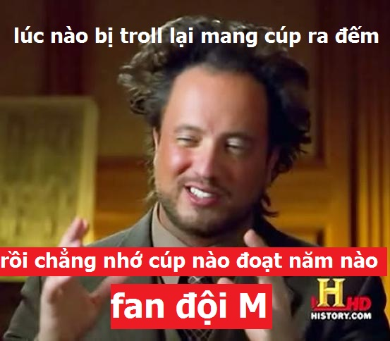 Fan Man United bị troll