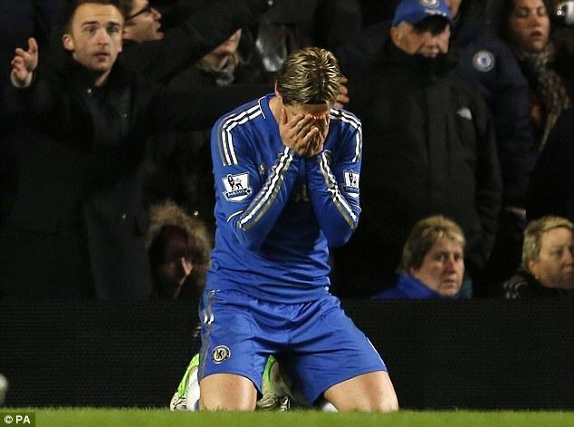 Torres sợ một câu chuyện cổ tích!