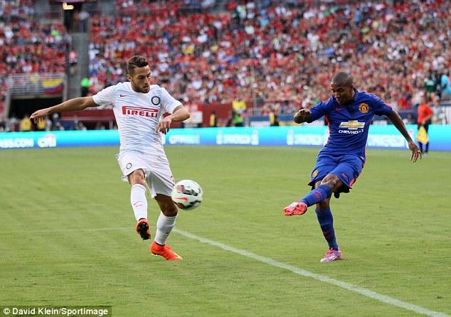 Man United có nhiều cơ hội ăn bàn, nhưng phải nhờ loạt luân lưu mới hạ được Inter