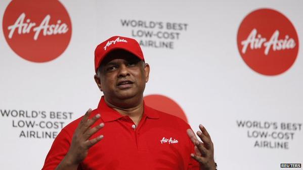 Ông Tony Fernandes, người sáng lập AirAsia