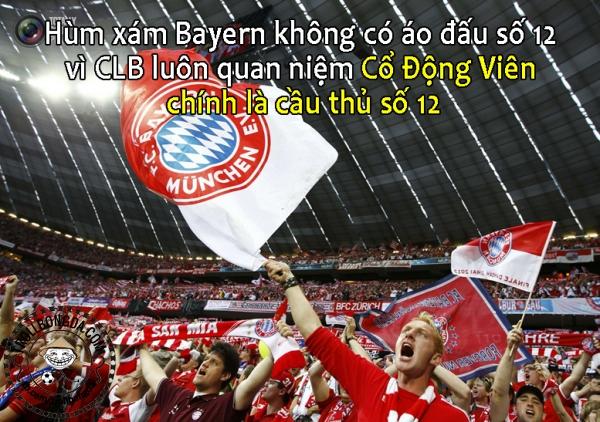 Bayern rất tâm lý với các CĐV đấy chứ