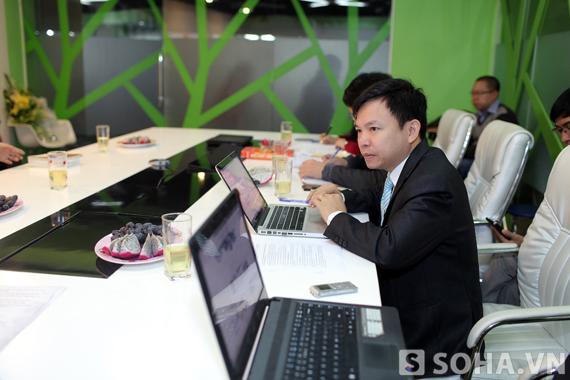 Luật sư Nguyễn Hồng Bách bày tỏ quan điểm.