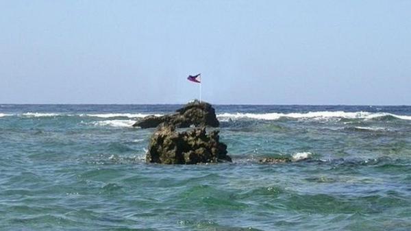 Bãi cạn Scarborough nằm trong vùng đặc quyền kinh tế của Philippines. (Ảnh: Phils Star)
