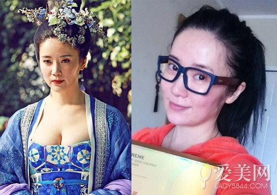 Trương Đồng hóa thân thành Âm Đức Phi - phi tần của Đường Thái Tông Lý Thế Dân.