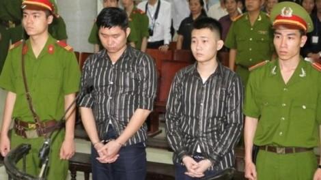 2 bị cáo Nguyễn Mạnh Tường và Đào Quang Khánh