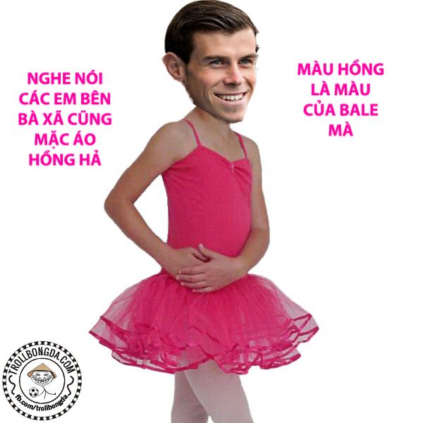 Bale trông quyến rũ ghê