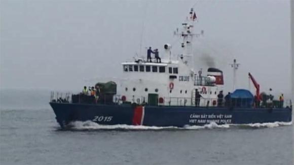 Tàu Cảnh sát biển 2015