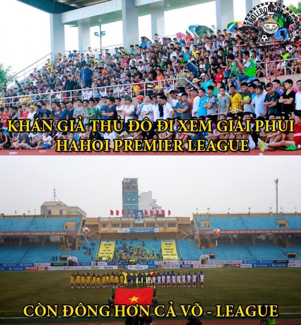 Tình yêu bóng đá luôn được đặt đúng chỗ xứng đáng!