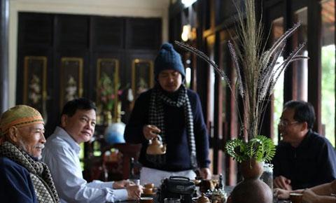 Doanh nhân Đặng Lê Nguyên Vũ từng lên rừng nhịn ăn, ngồi thiền.