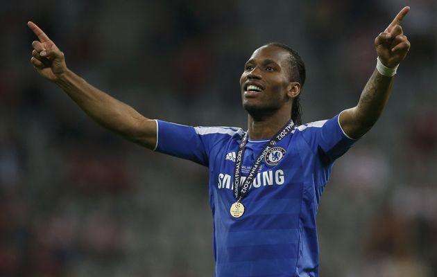 Drogba luôn luôn là biểu tượng ở Chelsea