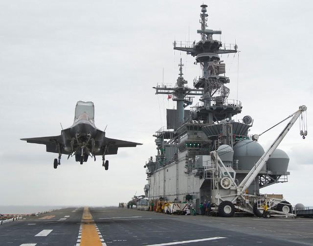 Tiêm kích F-35B