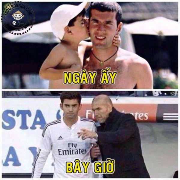 Sắp đến lúc Zidane 2.0 ra lò?