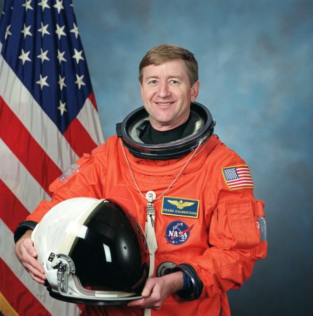 Phi hành gia Frank Culbertson chính là công dân Mỹ duy nhất không ở trên trái đất tại thời điểm xảy ra thảm kịch 11/9.