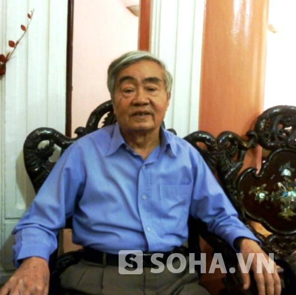 """GS.VS.NGND Phạm Minh Hạc cho rằng nếu """"dạy thực, học thực"""" thì không có gian lận trong thi cử."""