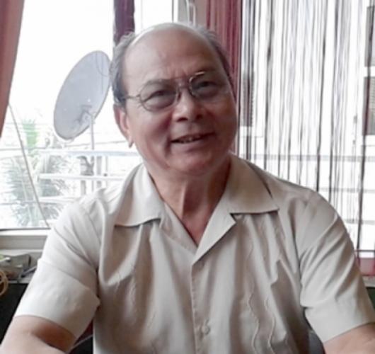 Luật sư Hoàng Nguyên Hồng - nguyên là chuyên viên cao cấp của Ủy ban kiểm tra Trung ương (Ảnh: Báo Pháp luật & Xã hội)