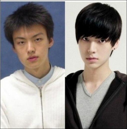Người mẫu, nam diễn viên nổi tiếng Ahn Jae Hyun và nghi án phẫu thuật thẩm mỹ.