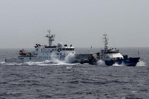 Trong sự kiện Trung Quốc hạ đặt trái phép giàn khoan HD981 trên vùng biển thuộc chủ quyền Việt Nam vừa qua, các tàu TT-400 của lực lượng Cảnh sát biển đã tỏ rõ sự hiệu quả của mình.