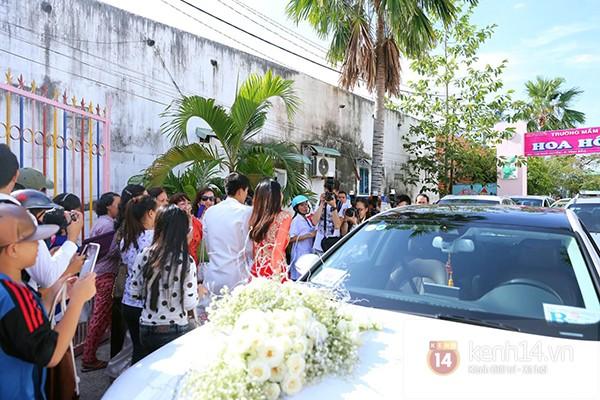 Người dân Kiên Giang rất quan tâm đến đám cưới của Công Vinh - Thủy Tiên