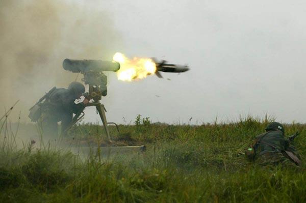 Tên lửa chống tăng có điều khiển 9M133 Kornet đang trở thành nổi ám ảnh cho xe tăng Mỹ tại Iraq (Ảnh minh họa)
