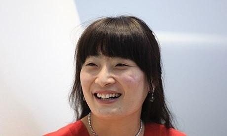 Kelly Zong - con gái của ông trùm ngành giải khát Trung Quốc Zong Qinghou.