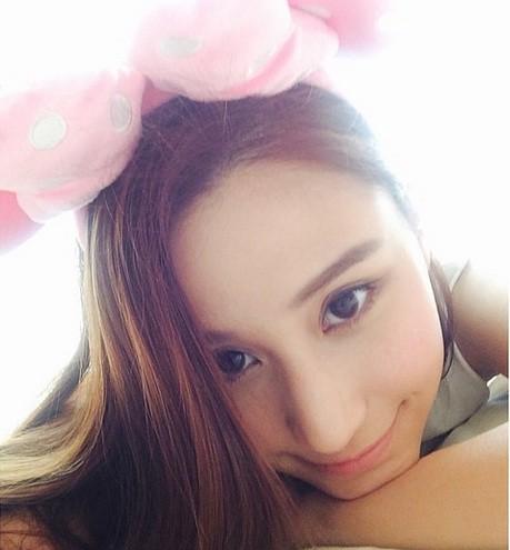 Laurinda Ho - cô con gái út của ông trùm sòng bạc Macau cũng là một trong số các hot girl giàu có bậc nhất châu Á.