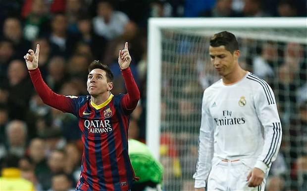 Anh giúp Barca hạ Real ngay tại Bernabeu