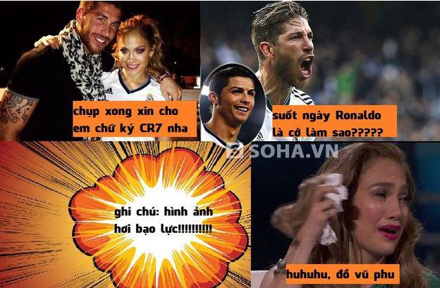 Ramos nói chung là khổ