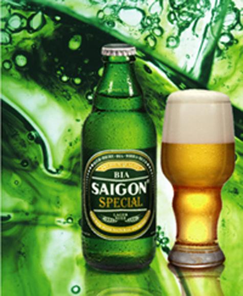Sabeco có thị phần mạnh nhất thị trường sản xuất bia Việt Nam.
