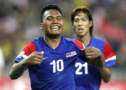 Người Malaysia rất tự tin trước trận đấu