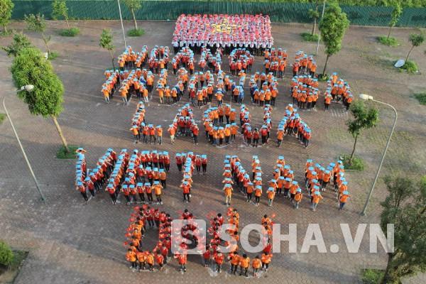 Hoạt động này nhằm phản đối hành động sai trái ngang nhiên đặt giàn khoan Hải Dương 981 trên thềm lục địa Việt Nam của Trung Quốc và thể hiện sự quyết tâm bảo vệ chủ quyền thiêng liêng của dân tộc, biển đảo thân yêu của Tổ quốc.