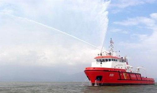 Tàu kéo cứu nạn 9001 lớp CV 3500