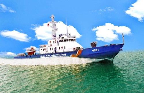 Tàu Cảnh sát biển 4031 lớp TT-400