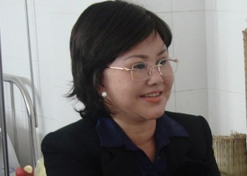 Mẹ chồng Quỳnh Chi là Chủ tịch HĐQT, Tổng giám đốc CTCP thủy sản Bình An (Bianfishco).