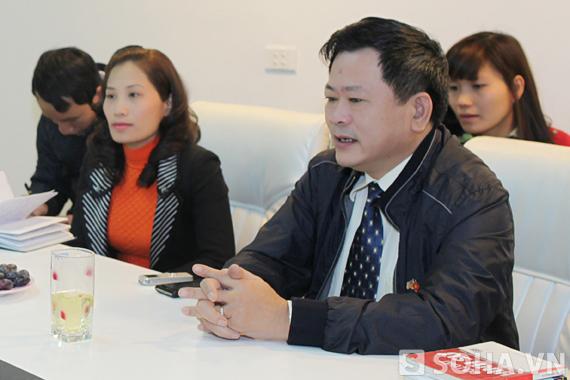 Luật sư Trần Đình Triển bày tỏ quan điểm trong buổi tòa đàm.