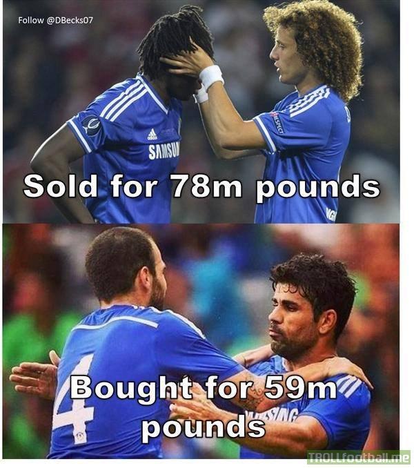 Đừng có chê Chelsea mua bán kém nữa nhé!