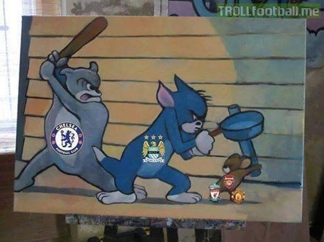 Chelsea ở Premier League lúc này
