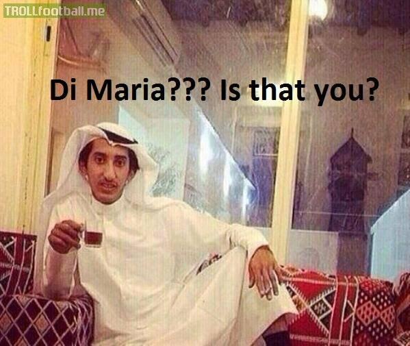 Di Maria có chú họ là tỉ phú Ả Rập??