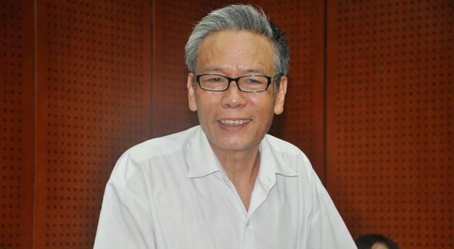 TS. Nguyễn Xuân Thông - Tổng Biên tập báo điện tử Trí thức trẻ (Ảnh: Tuấn Nam)
