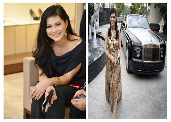 Vợ đại gia nổi tiếng Johnathan Hạnh Nguyễn, nữ doanh nhân quyền lực này từng là diễn viên.