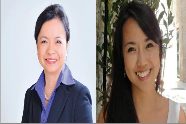 Bà Nguyễn Thị Mai Thanh và cô tiểu thư 9x Nguyễn Ngọc Nhất Hạnh. Nhất Hạnh từng được mọi người biết đến là nữ doanh nhân trẻ tuổi nhất sàn chứng khoán Việt. Tuy nhiên, vị trí này của cô đã bị soái mất bởi một tiểu thư sinh năm 1992.